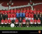 Plantilla del Manchester United F.C. 2008-09
