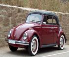 Coche clásico - Volkswagen Sedán