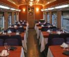 Vagón de tren - Restaurante -