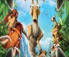 Protagonistas de Ice Age - La Era de Hielo - La Edad de Hielo
