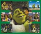 Varias imagenes de Shrek