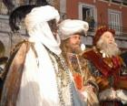 Los Reyes Magos, Melchor, Gaspar y Baltasar