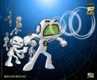 Echo Echo o Eco Eco es un pequeño alienígena cuyo cuerpo es un amplificador viviente, también tiene la capacidad de duplicarse