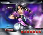 Shun Kamazi, el mejor amigo de Dan es un chico fuerte y solitario