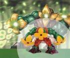 Florus el venenoso (Series 1) (Bosque) (Potencia 4)