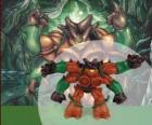 Tasarau el señor del bosque (Series 1) (Bosque) (Potencia 8)