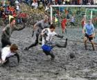 Los Juegos Olímpicos de Barro, o Wattolumpiad, se disputan en las marismas del río Elba