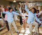 Bailando en la cocina