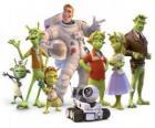 Personajes principales de Planet 51