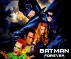 Varios personajes de Batman