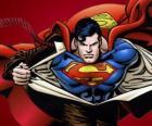 Dibujo de Superman