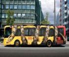 Autobus urbano, de Copenhague