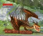 Pesadilla Monstruosa, el dragón más feroz y temido