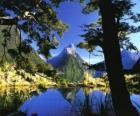Te Wahipounamu – Zona sudoccidental de Nueva Zelandia.
