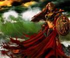 La princesa guerrera