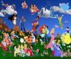 Príncipes y Princesas Disney