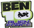 El logo de Ben 10 Alien Force