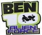 El logo de Ben 10 Alien Force