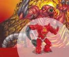 Magmion el señor del mal (Series 1) (Magma) (Potencia 9)