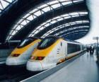 Eurostar, tren de alta velocidad