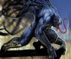 Venom es una forma de vida simbionte y uno de los enemigos más peligrosos para Spiderman