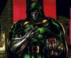 Doctor Doom o Doctor Muerte es un supervillano y enemigo de los Cuatro Fantásticos