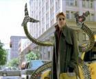 Doctor Octopus o Doctor Pulpo es un científico loco muy inteligente, uno de los mayores enemigos de Spiderman