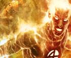 The Green Lantern, de superheld heeft een ring, die de macht is een van de meest krachtige wapens in het heelal
