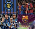 Liga de Campeones - UEFA Champions League semifinal 2009-10, FC Internazionale Milano - Fc Barcelona