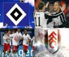 UEFA Europa League, semifinal 2009-10, Hamburger SV - Fulham FC