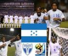 Selección de Honduras, Grupo H, Sudáfrica 2010
