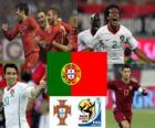 Selección de Portugal, Grupo G, Sudáfrica 2010
