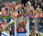 Atlético de Madrid Campéon, Europa League 2009-10