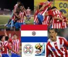 Selección de Paraguay, Grupo F, Sudáfrica 2010