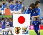 Selección de Japón, Grupo E, Sudáfrica 2010
