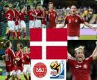 Selección de Dinamarca, Grupo E, Sudáfrica 2010