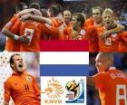 Selección de Holanda, Grupo E, Sudáfrica 2010