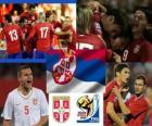 Selección de Serbia, Grupo D, Sudáfrica 2010