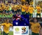 Selección de Australia, Grupo D, Sudáfrica 2010