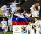 Selección de Eslovenia, Grupo C, Sudáfrica 2010