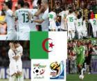 Selección de Argelia, Grupo C, Sudáfrica 2010