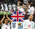 Selección de Inglaterra, Grupo C, Sudáfrica 2010