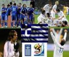 Selección de Grecia, Grupo B, Sudáfrica 2010