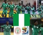 Selección de Nigeria, Grupo B, Sudáfrica 2010