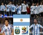 Selección de Argentina, Grupo B, Sudáfrica 2010