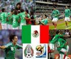 Selección de México, Grupo A, Sudáfrica 2010