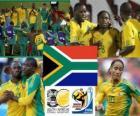 Selección de Sudáfrica, Grupo A, Sudáfrica 2010