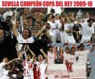 Sevilla Campeón Copa del Rey 2009-2010