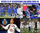 Getafe F.C 6º Clasificado Liga BBVA 2009-2010