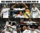 Real Madrid 2º Clasificado Liga BBVA 2009-2010